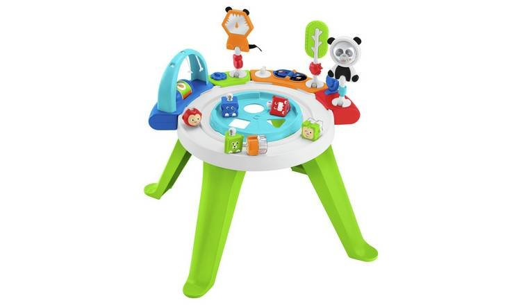 Fisher-Price 3 in 1 Spin Activity Centre Aktivitātes Centrs