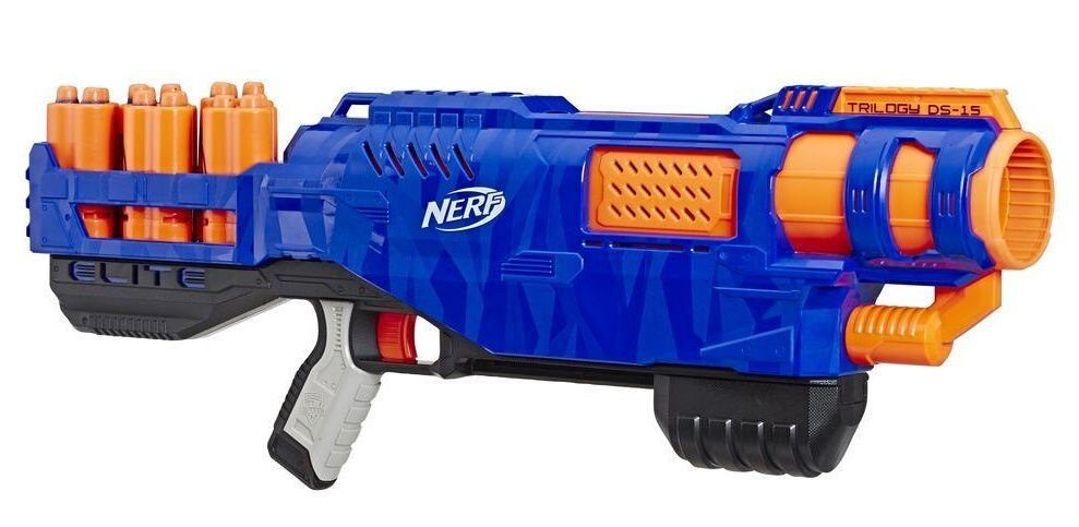 Hasbro Nerf N-Strike Elite Trilogy DS-15 E2853