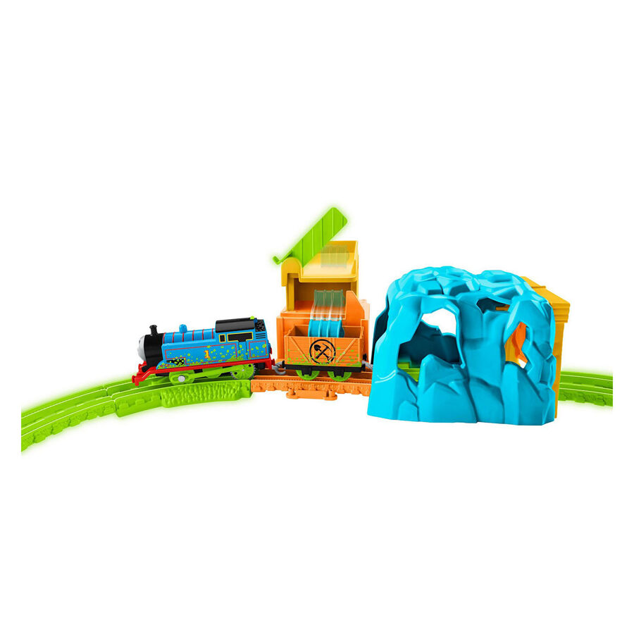 Thomas and Friends Glowing Mine Set