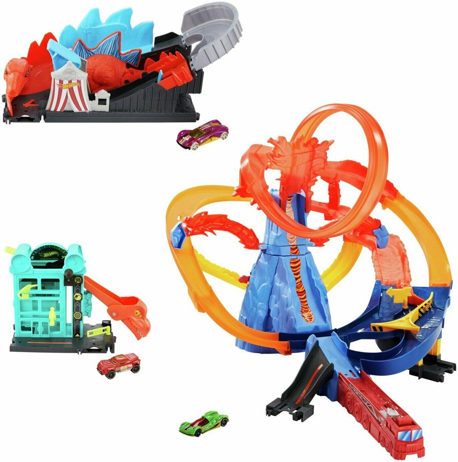 Hot Wheels Ultimate City Track Set