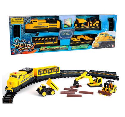 Construction Express Train