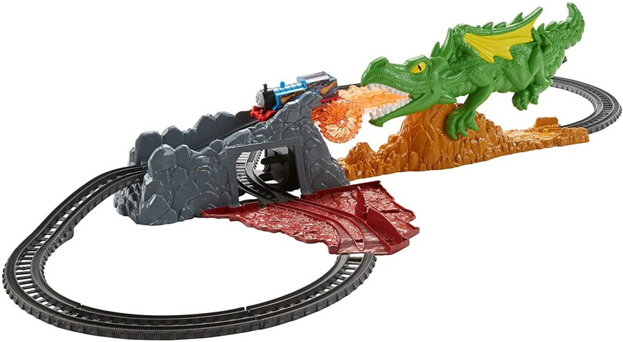 Thomas and Friends Dragon Escape set FXX66