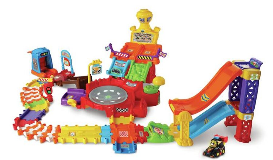 Vtech Tut Tut toot-toot drivers super racing set