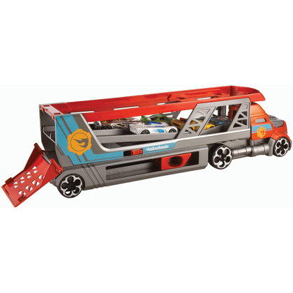 Hot Wheels City Blastin Rig Mega Hauler Truck  CDJ19