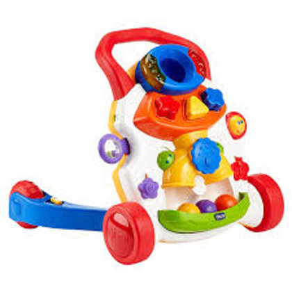 Chicco Baby Steps Activity Baby Walker  Staigulīši