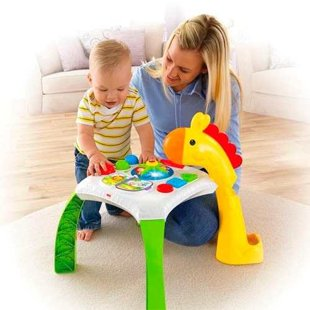 Fisher Price  Learning Table aktivitātes galds